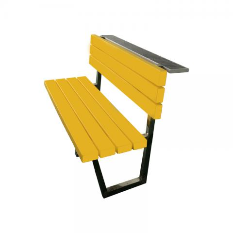 CB-LLC07 Solar Luminous Bench